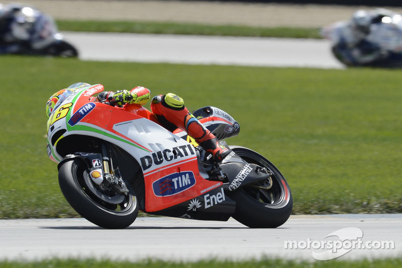 Rossi and Ducati ready for Czech GP challenge