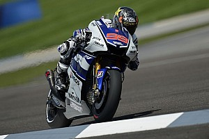 MotoGP Qualifying report Lorenzo surges to pole in the Czech Republic