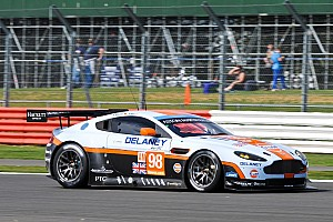 WEC Qualifying report Aston Martin Vantage GTE takes pole at The Six Hours of Silverstone