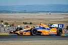 Kimball runs strong race with late-technical issue at Sonoma
