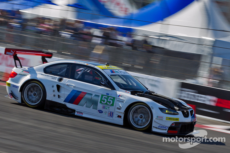 BMW Team RLL qualifies second and fifth in Baltimore