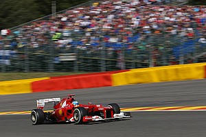Belgian GP - An average Saturday for Ferrari