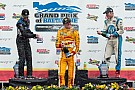 Hunter-Reay slick winner of the Grand Prix of Baltimore 