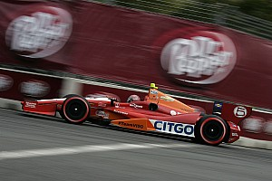 IndyCar Race report Barrichello 5th and Viso 9th are top 10 for KVR on Baltimore GP
