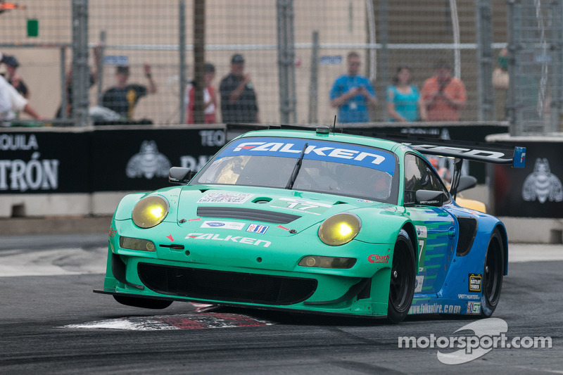Falken Porsche win makes it two years in a row at Baltimore