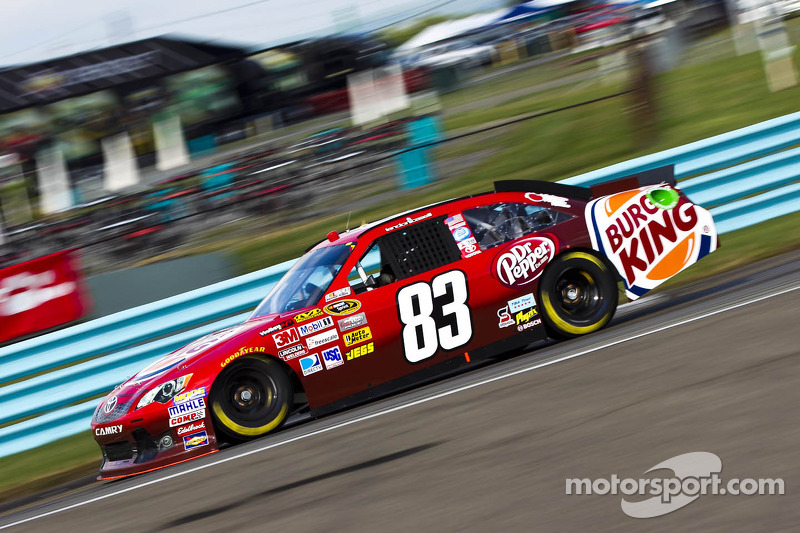 Cassill seeking fifth-straight top-25 at Richmond