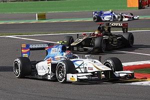 GP2 Preview The title race is on at Monza