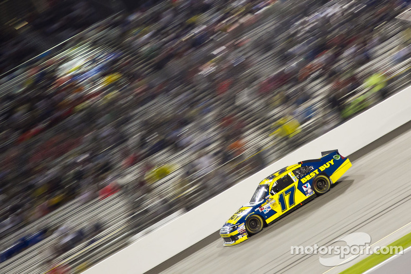 Kenseth's fastest Ford driver at Richmond