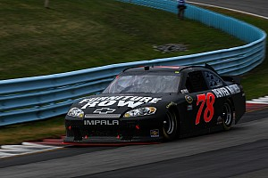 NASCAR Sprint Cup Race report Smith finishes 24th in Richmond after two rain delays