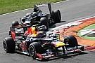 Webber's 'older' alternator survived at Monza