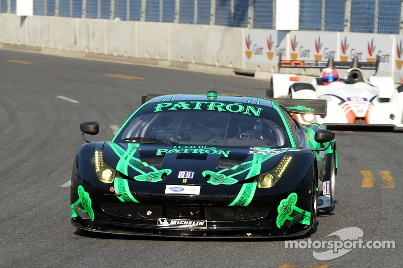 ESM Patrón Ferrari Team eager for inaugural ALMS race at VIR