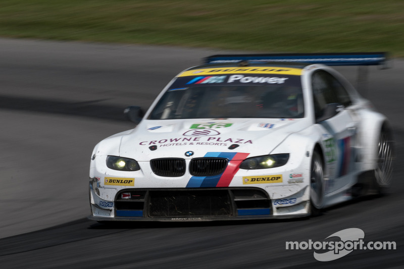 BMW Team RLL had mixed results in VIR qualifying