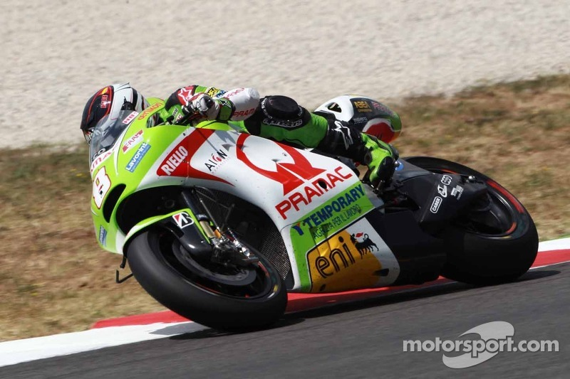 Barberà get back on the track in Misano
