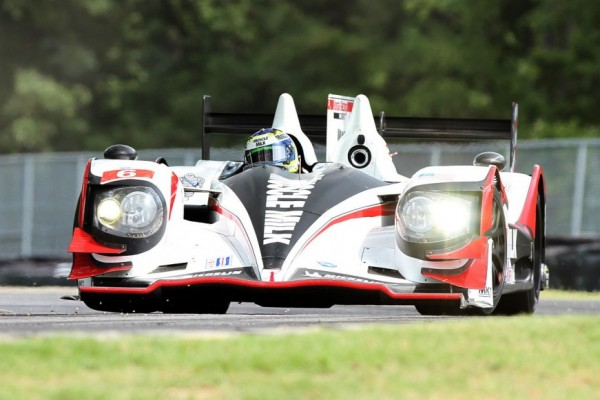 Graf and Luhr power Muscle Milk Pickett Racing Honda to win at VIR