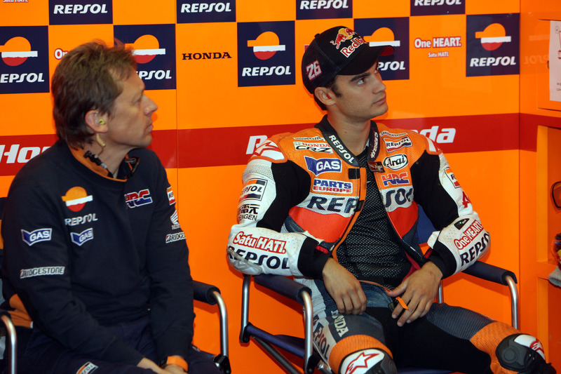 Pedrosa suffers Misano to forget, Rea has successful debut for Honda