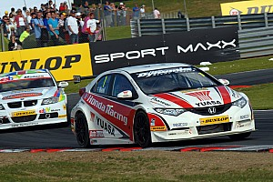 BTCC Preview Rockingham & Silverstone races crucial to BTCC title outcome
