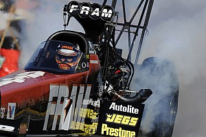 NHRA Race report FRAM/Prestone team runner-up at Texas Motorplex