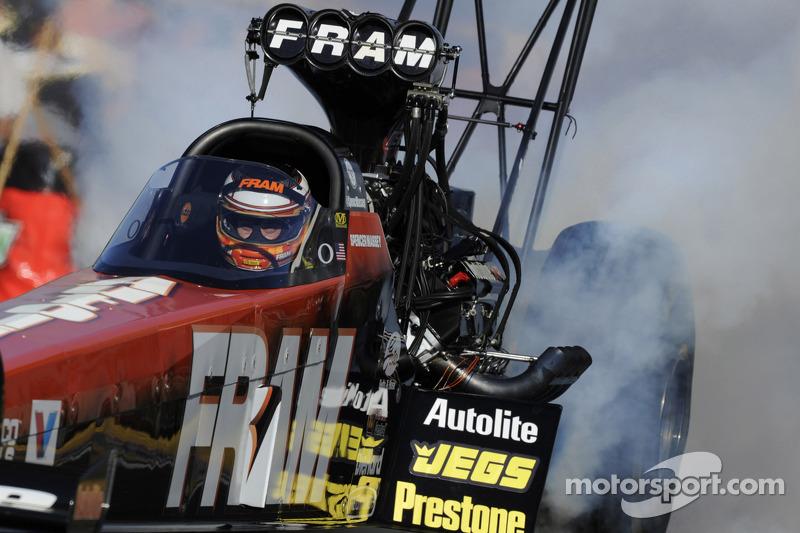 FRAM/Prestone team runner-up at Texas Motorplex
