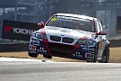 Strong comeback for BMW driver Tom Coronel in USA debut  races at Sonoma