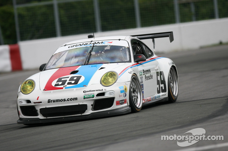Brumos ready to go all out for the GT win in Lime Rock finale