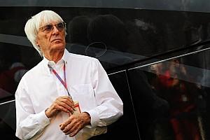 Ecclestone considers 'grand slam' idea for F1