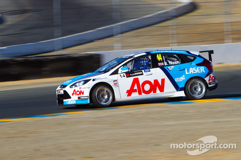 Nash's hopes dashed in USA debut at Sonoma