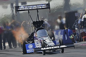 NHRA Qualifying report Brown, Beckman, Line and Arana Jr. lead Friday qualifying in St. Louis
