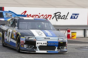 NASCAR Sprint Cup Qualifying report Ford Racing NSCS quotes after qualifying in Dover