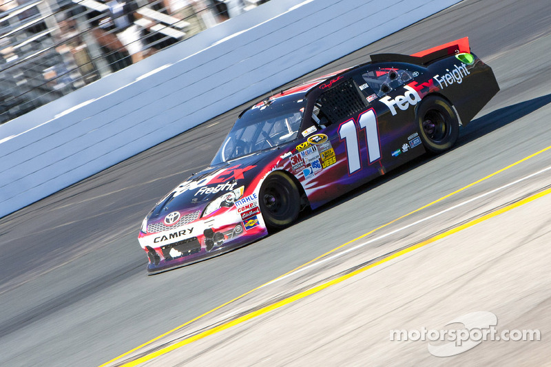 Toyota NSCS Dover post-qualifying quotes
