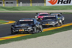 DTM Race report Quotes from Mercedes' teams members after race in Valencia
