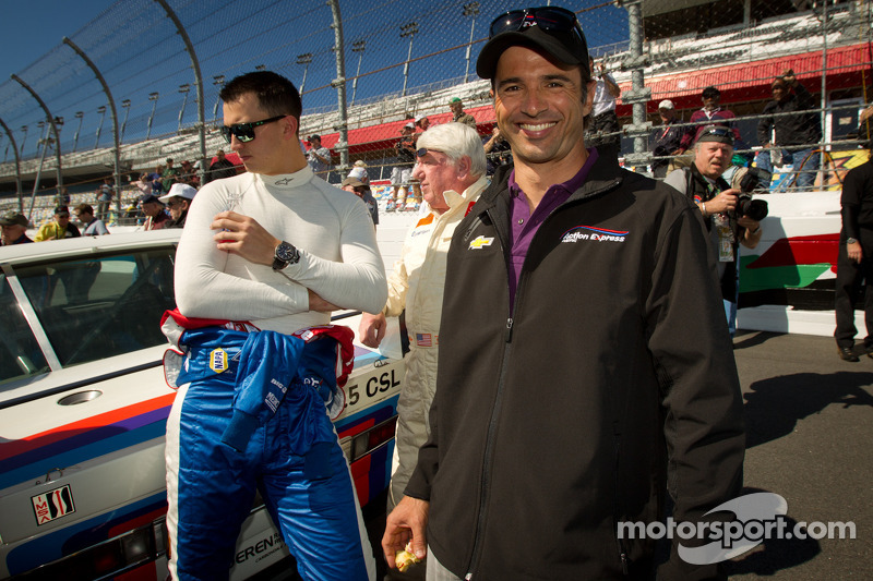 Christian Fittipaldi returns in 2013 with the Action Express Corvette team