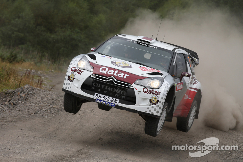 Neuville and Al-attiyah take on the challenge in Alsace