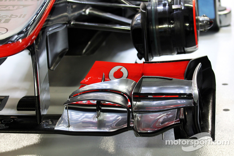 New 'flexi wing' saga emerging in F1 - report