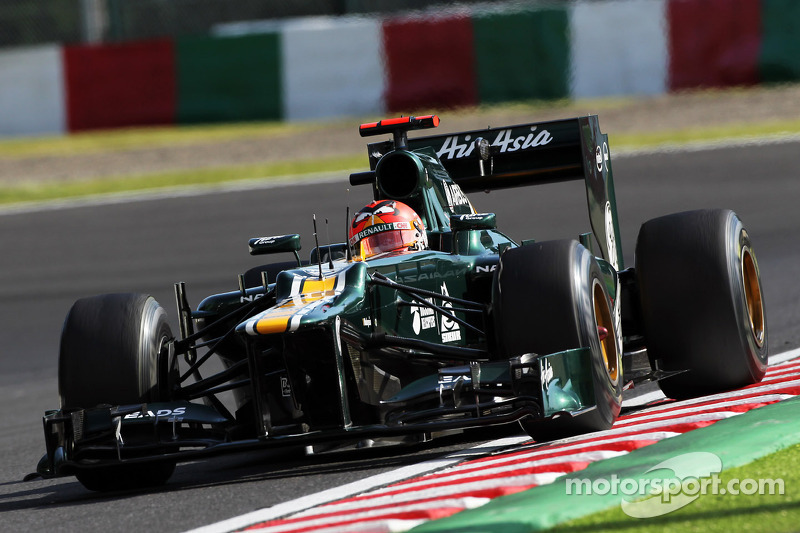 Kovalainen closer to new Caterham deal