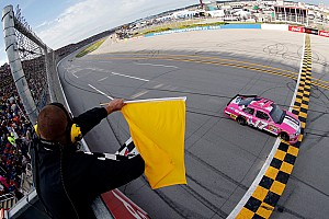NASCAR Sprint Cup Race report Roush Yates power helps Kenseth win at Talladega