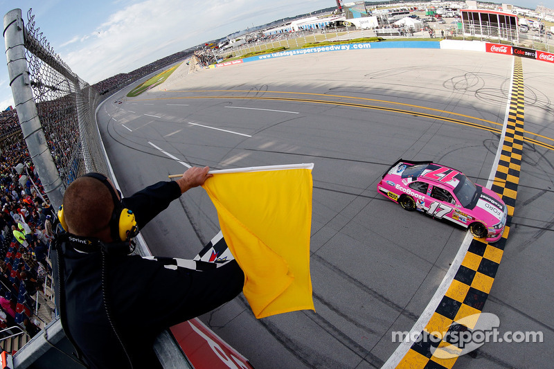 Roush Yates power helps Kenseth win at Talladega