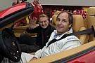 Berger urges Ferrari to dump Massa