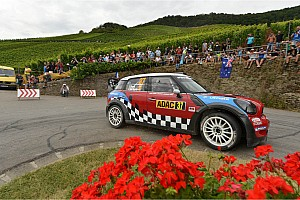 WRC Breaking news Prodrive focussed on 2013 MINI campaign