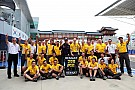 Renault engines secure 200th pole in Formula 1 at Korean Grand Prix