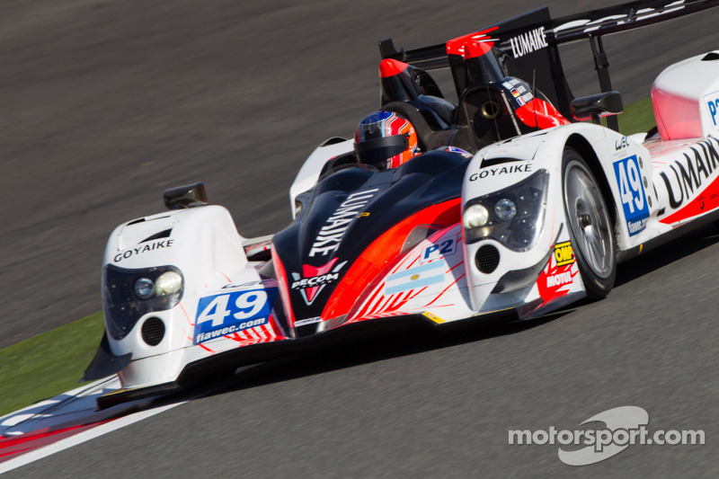 A technical hitch did not allow the possible podium for Pecom Racing at Fuji
