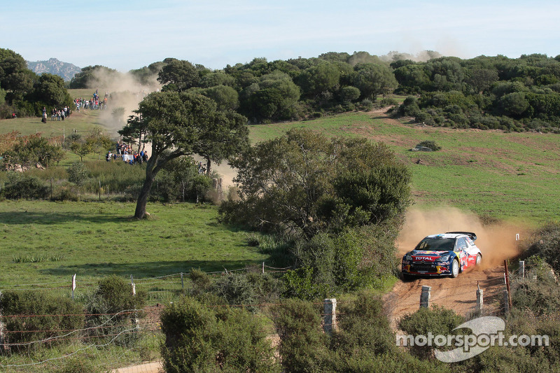Rally Italia Sardegna – Hirvonen keeps out of trouble