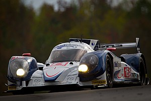 ALMS Qualifying report  Dyson Racing to start Petit Le Mans from third and fourth
