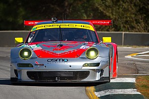 ALMS Qualifying report Flying Lizard Motorsports start mid-field for Petit Le Mans