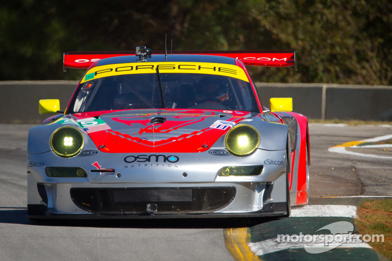 Flying Lizard Motorsports start mid-field for Petit Le Mans