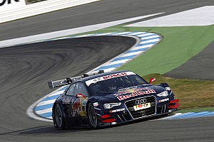 DTM Race report Disappointing DTM finale in Hockenheim for Audi
