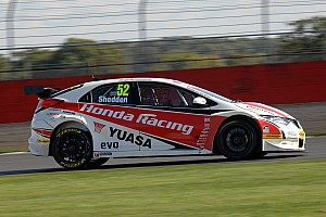 BTCC Race report Scotland's Gordon Shedden crowned champion at brands hatch