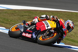 MotoGP Preview Bridgestone prepares for penutimate Australian GP in Phillip Island