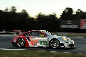 ALMS Breaking news Porsche to transition to new 911 GT3 RSR (type 991) in 2013