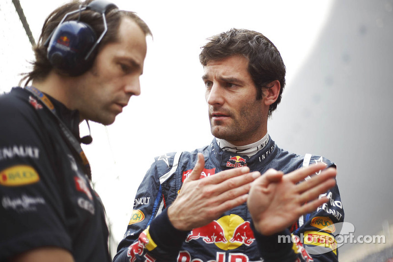 Webber, Hulkenberg 'too tall' for Ferrari