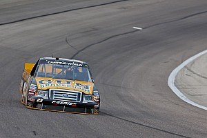 NASCAR Truck Preview Jason White looking forward to returning to Texas